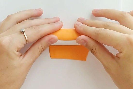 ComprarFimo.pt Tutorial cana laranjas bijuteria 10